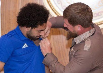 Кадыров породнил Салаха с Чечней