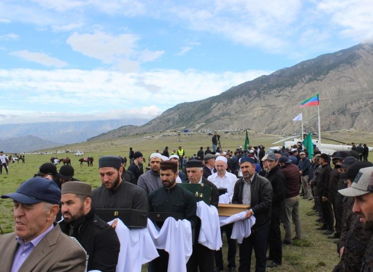 В Дагестане реликвии пророка Мухаммада запретили перевозить экзотическим способом