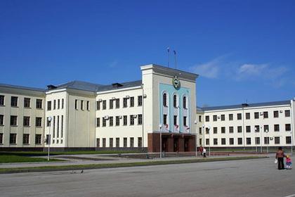 Дом правительства КЧР
