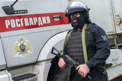 """В Росгвардии отреагировали на предупреждение """"чеченской разведки"""" о беспорядках на матче РФ-Египет"""