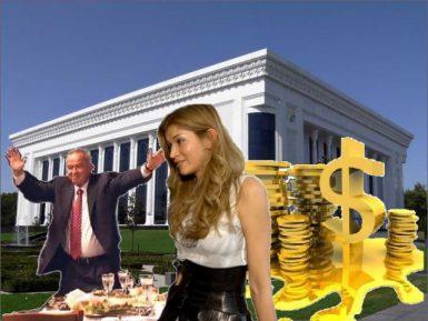 Миллионы Гульнары Каримовой ждут в Узбекистане