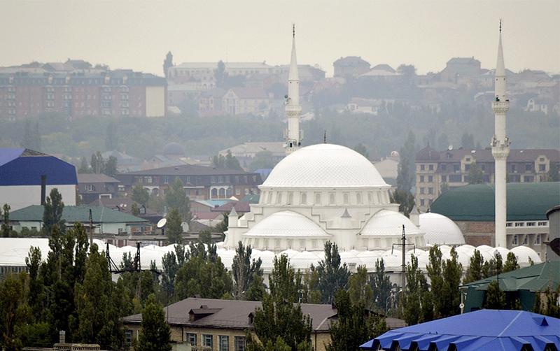 Центральная Джума-мечеть Махачкалы. Фото: mykavkaz.ru