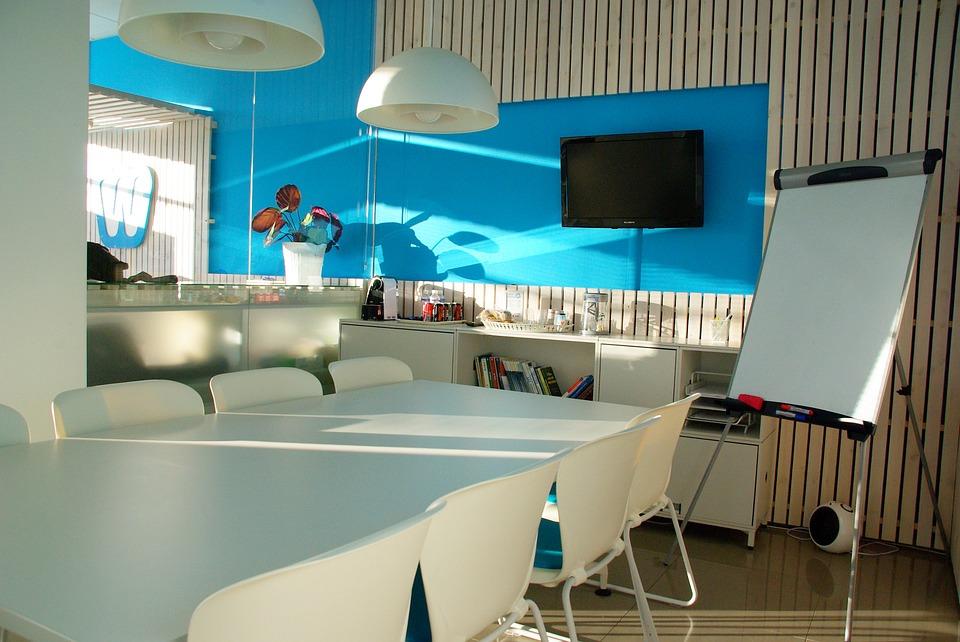 Как выбирать современный офис для компании?