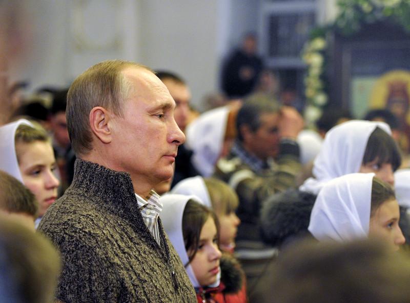 Владимир Путин сказал, когда уверовал в Бога