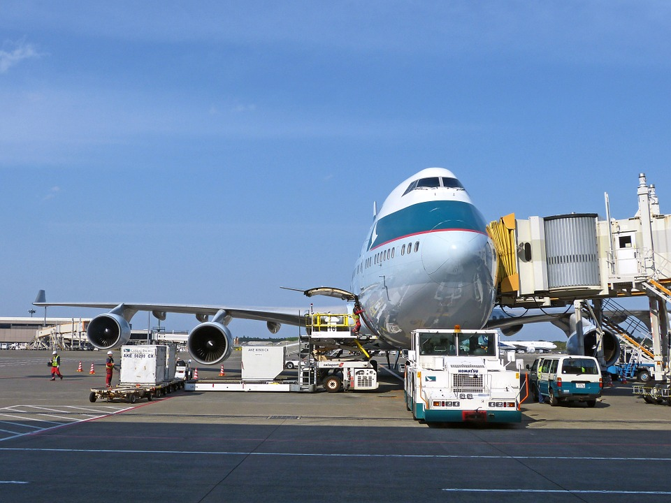 Авиаперевозки: особенности и специфика. Рассказывает UBI LOGISTIC-UKR