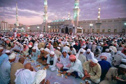 Светоносная мистика Рамадана