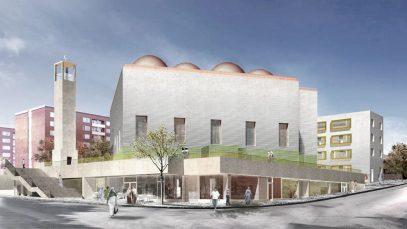 Зарубежная помощь для строительства мечети в Швеции – «пройденный этап»