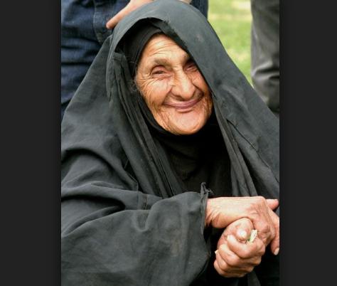 Саудовская женщина 40 лет злостно нарушала закон и безмерно этим горда