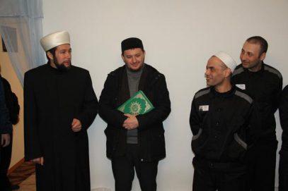 Муфтий Кузбасса проникся состраданием к заключенным