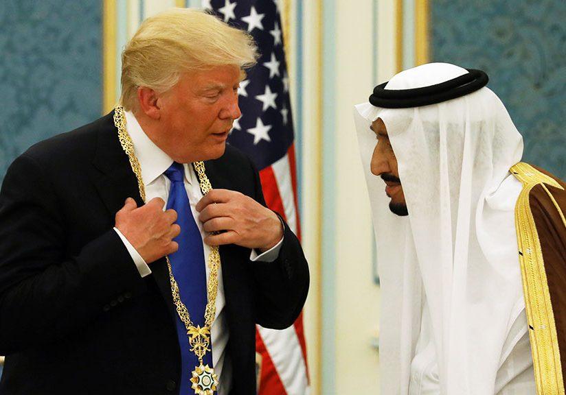 """США и Саудовская Аравия обсудили свои """"отличные отношения"""""""