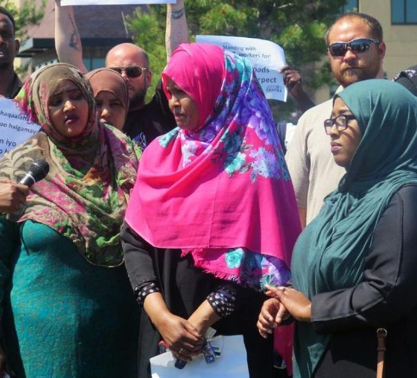 Корпорация Amazon устроила мусульманам каторгу в Рамадан