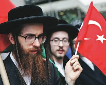 Иудеи в Рамадан собрали сотни мусульман