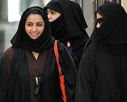 Саудовские женщины приступают к службе в ГИБДД