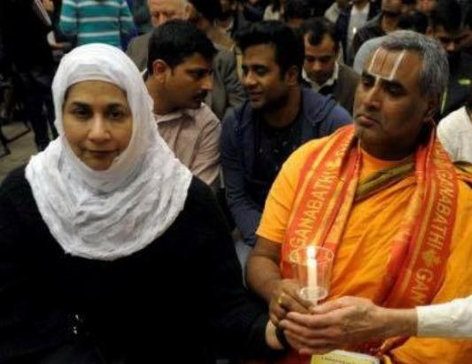 Мусульмане и индуисты четверть века делают вместе нечто невообразимое