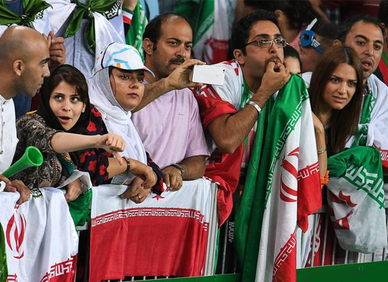 Названа причина заключения иранского болельщика в СИЗО