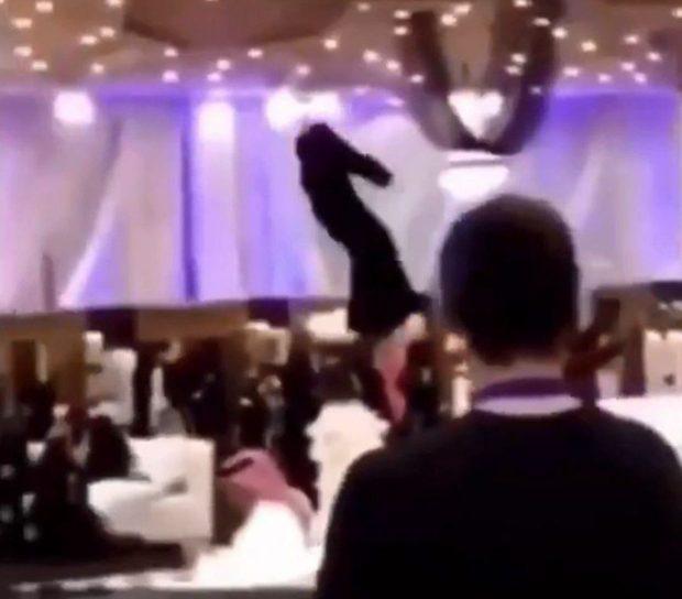 Призраки на модном показе в Саудовской Аравии вызвали шок (ВИДЕО)