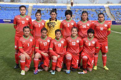 В Таджикистане пройдет первый чемпионат страны по футболу среди женских команд