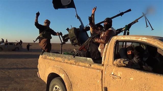 Боевики ИГИЛ (запрещена в РФ)