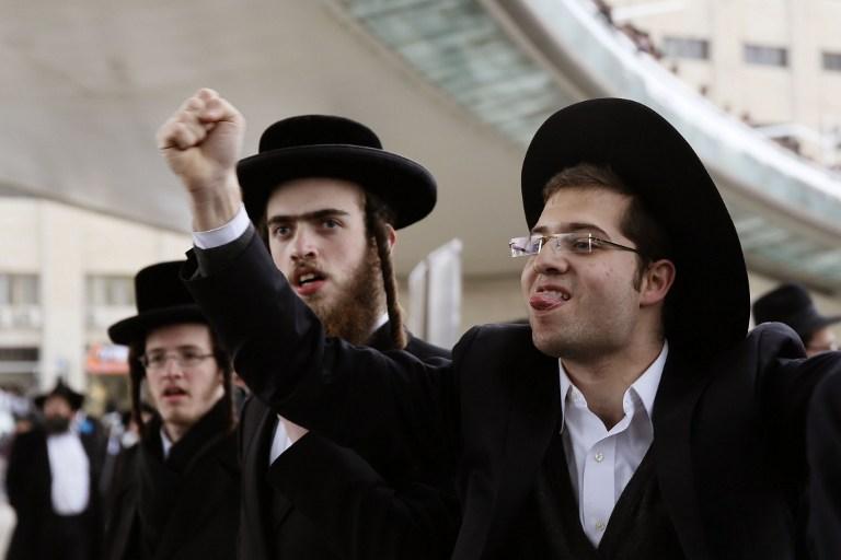 Религиозные израильтяне