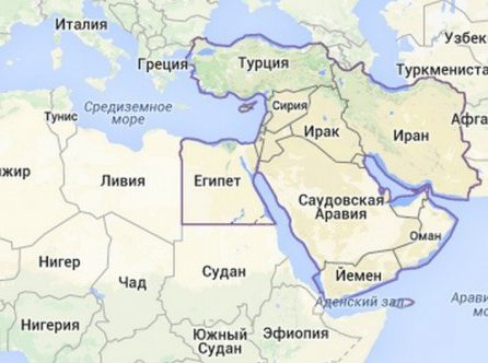 Главные регионы противоборства: Ирак – Сирия – Йемен – Ливия