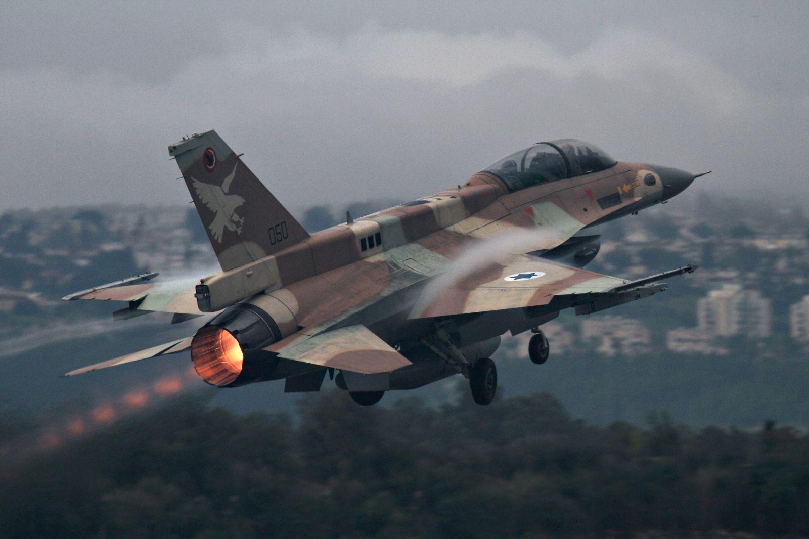 Израильский истребитель