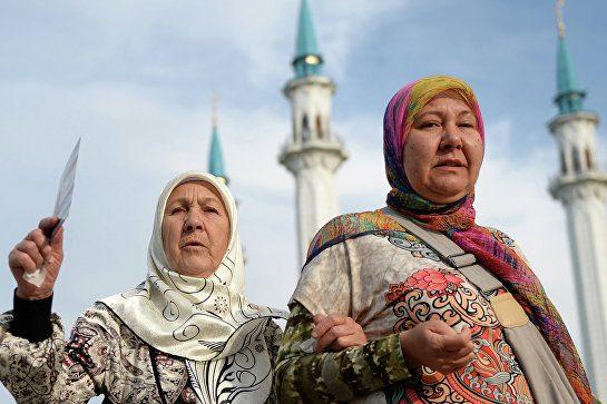 "В Татарстане мусульман вселят в ""халяльную деревню"""