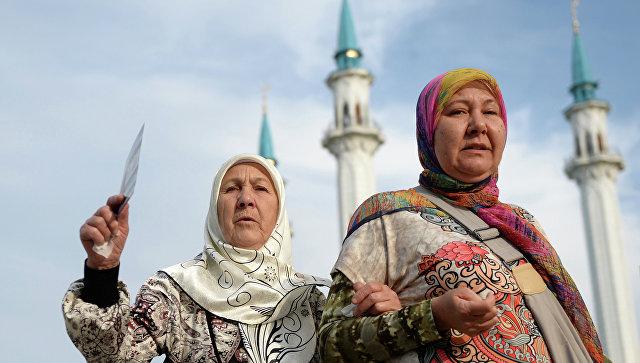 Жительницы Татарстана