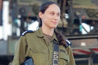 """Раскрыта личность израильтянки в погонах, сбившей сирийский """"Сухой"""""""