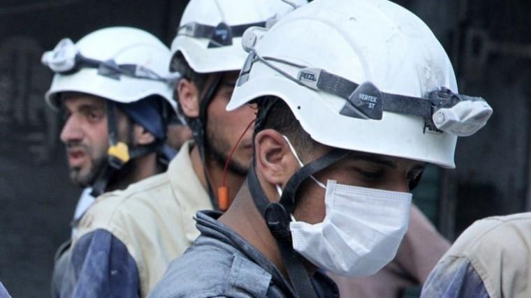 """Израиль эвакуирует """"Белых касок"""", создающих постановочные видео в Сирии"""