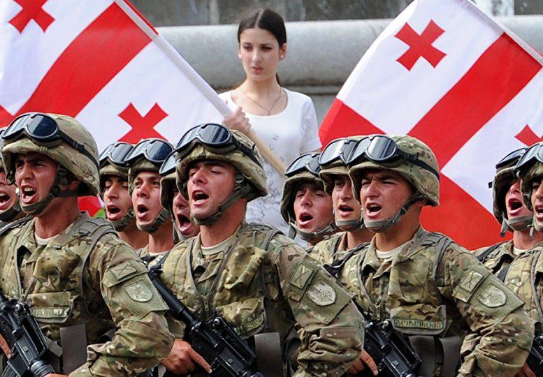 Страсть к халяве подвела грузинских силовиков в Афганистане