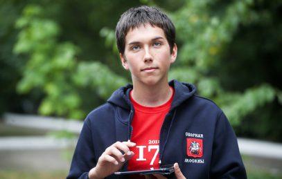 Вошедший в историю Москвы школьник Салимгареев покорил новую вершину