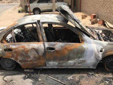 Саудийке сожгли автомобиль – справедливость восторжествовала с неожиданной стороны