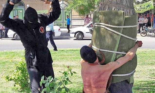 Иранец получил 80 ударов плетью за тайну из детства