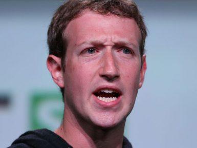 Цукерберг определился с реакцией на отрицание Холокоста в Facebook