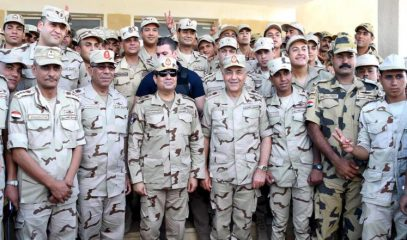 К пятилетию военного переворота в Египте парламент преподнес силовикам подарок