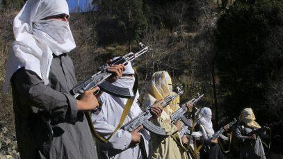 В Афганистане игиловцы воспользовались молитвой талибов