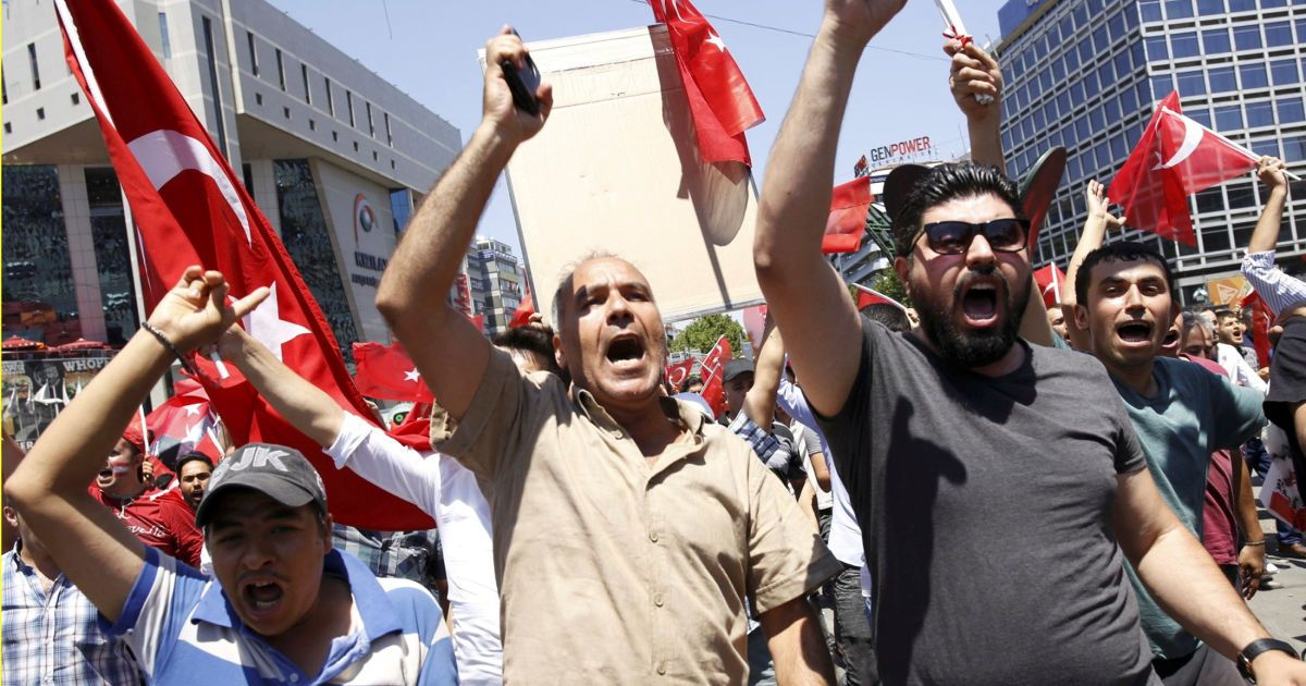 В Турции произошло событие, которого ждали с момента подавления путча