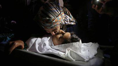 С начала года израильтяне расстреляли 25 палестинских детей