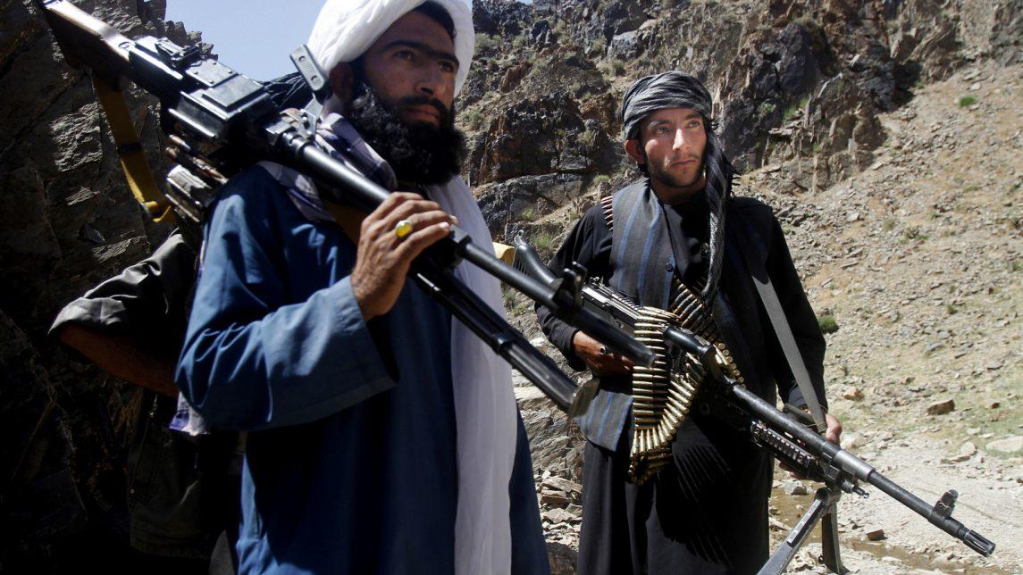 """В Катаре прошли переговоры США и """"Талибана"""""""