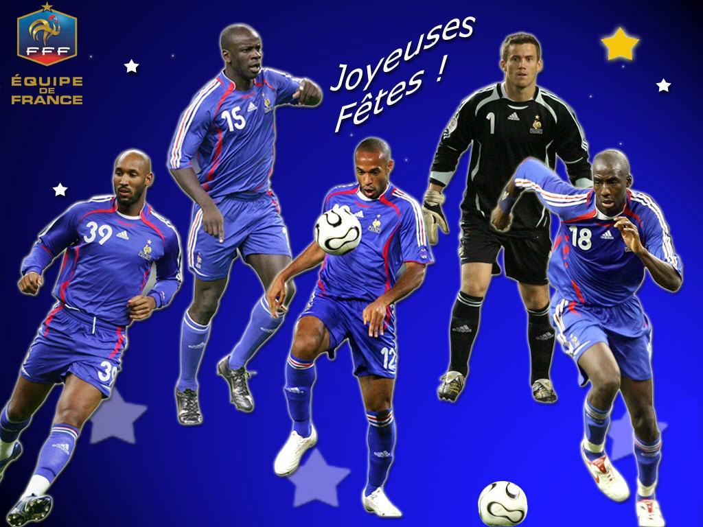 Лицо французской сборной по футболу
