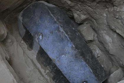 В Египте найден гигантский гроб