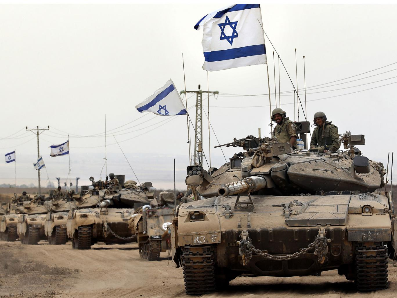 Израильские военнослужащие