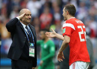 Сборная России, проиграв, победила