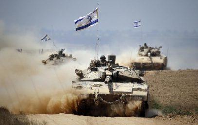 Израиль приготовился атаковать сирийскую армию