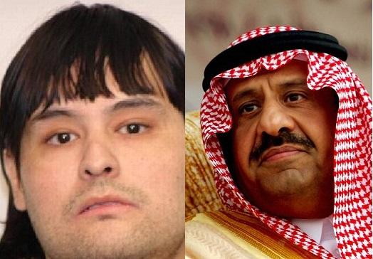 Энтони Жиньяк выдавал себя за принца Салтана бен Халеда аль-Сауда