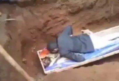 """Оседлавший покойника """"пророк"""" попал впросак"""