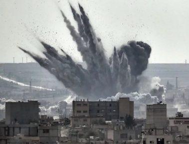 Российские войска провели антитеррористическую операцию у турецкой границы