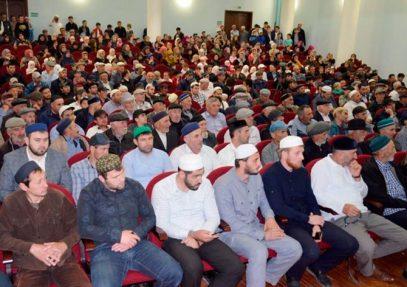 В Дагестане почтили память жертв терроризма