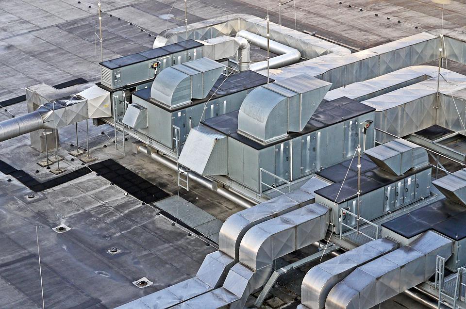 Достоинства применения канальных вентиляторов