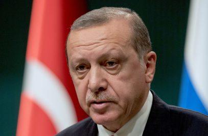 Эрдоган рассказал о психологической войне США против Турции